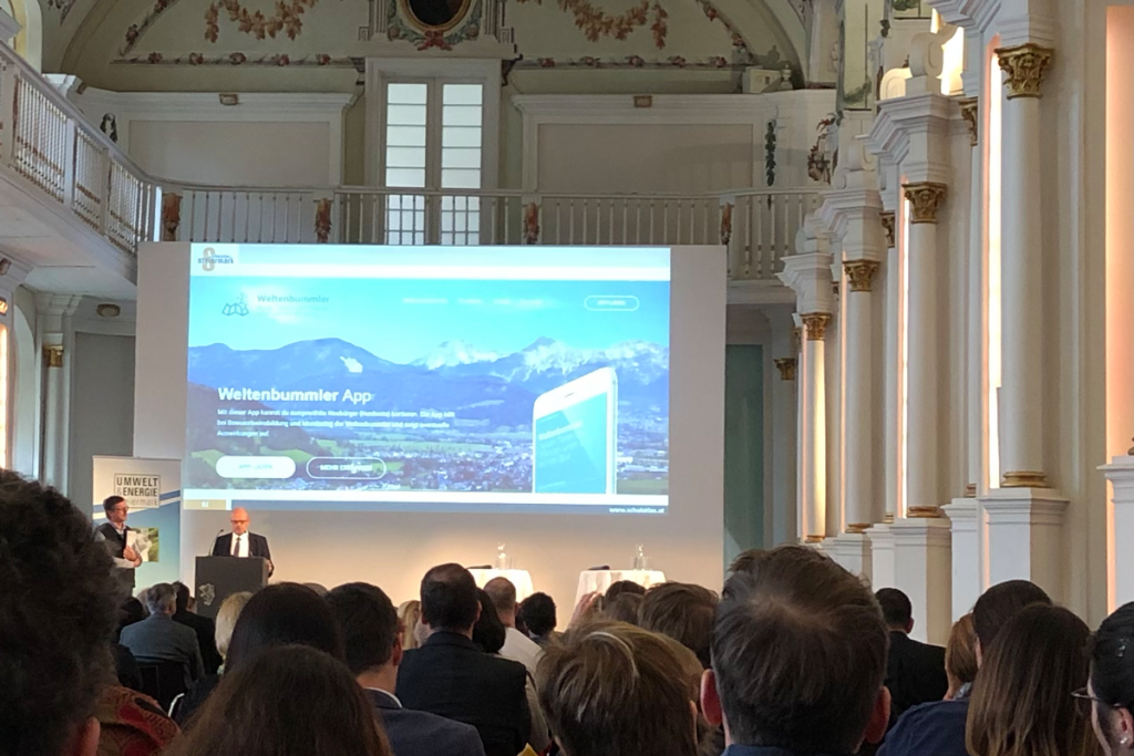 Schulatlas Steiermark Präsentation